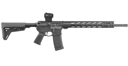 RUGER AR-556 MPR 5.56MM WITH SIG ROMEO5