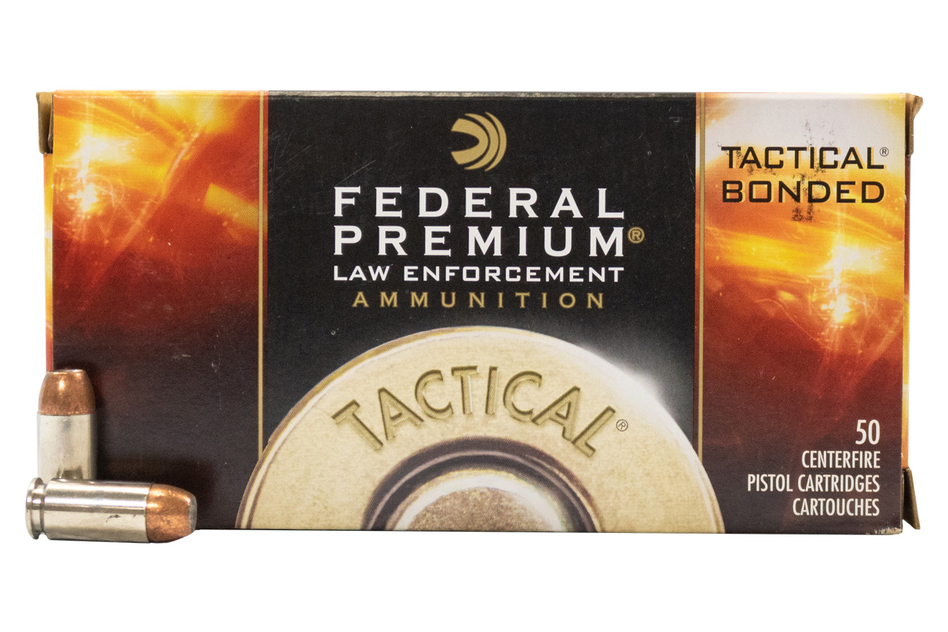 40SW 180GR TACTICAL BONDED HP TRADE AMMO