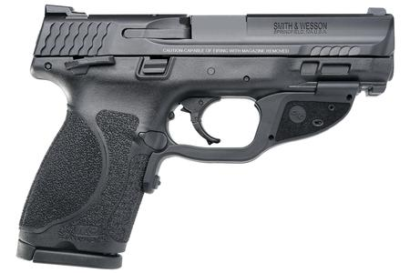 SMITH AND WESSON MP9 M2.0 COMPACT CT LASER/ THUMB SAFETY