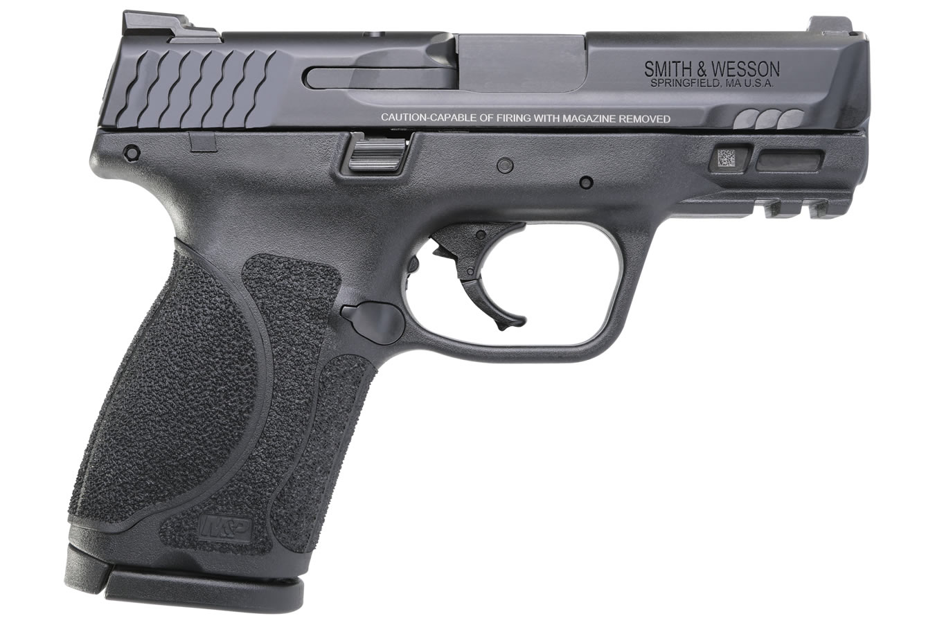 No. 7 Best Selling: SMITH AND WESSON MP9 M2.0 COMPACT 9MM W/ 3.6 INCH BARREL