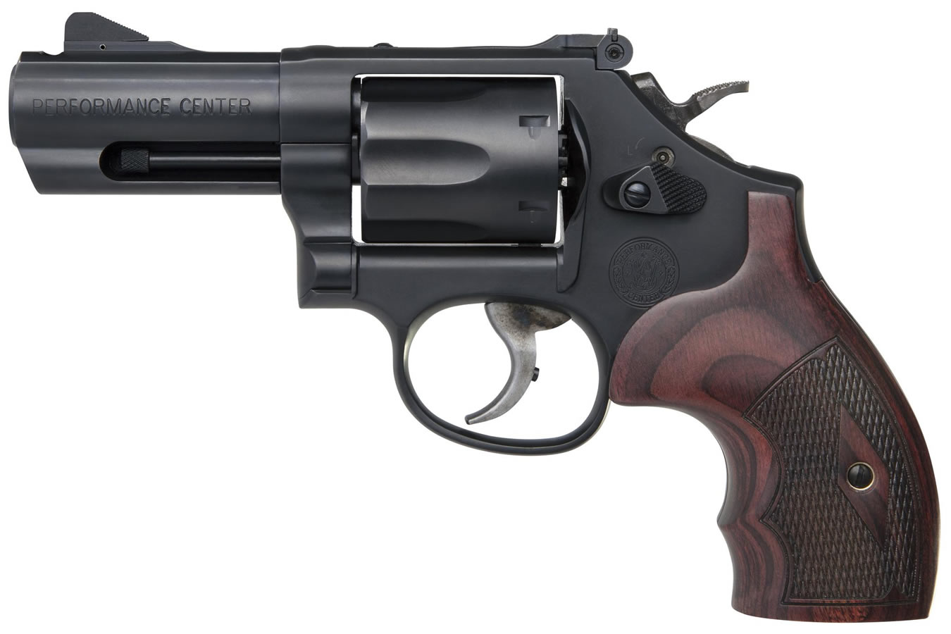 Model 19 Carry Comp 357 Mag Performance Center Double Action Revolver