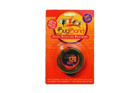 INSECT REPELLANT WRISTBANDS