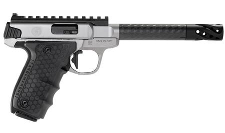 Smith & Wesson SW22 Victory 22LR Performance Center Target Model with  Carbon Fiber Barrel