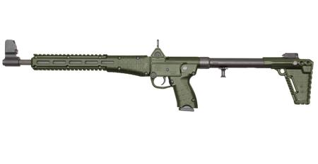 KELTEC SUB-2000 9MM GEN2 OD GREEN (GLK 17)