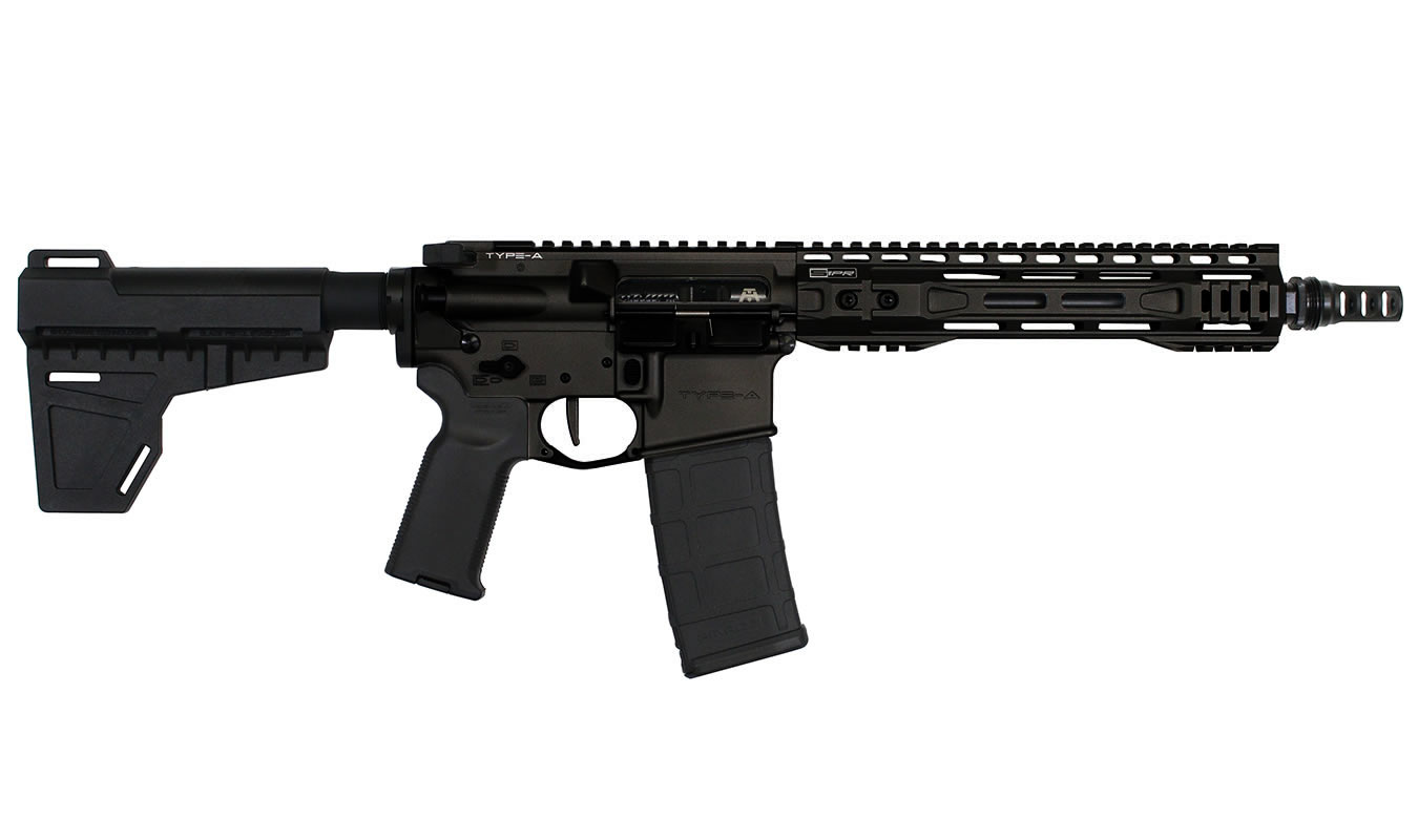 SIPR TYPE-A 5.56MM SHOCKWAVE/BLACK