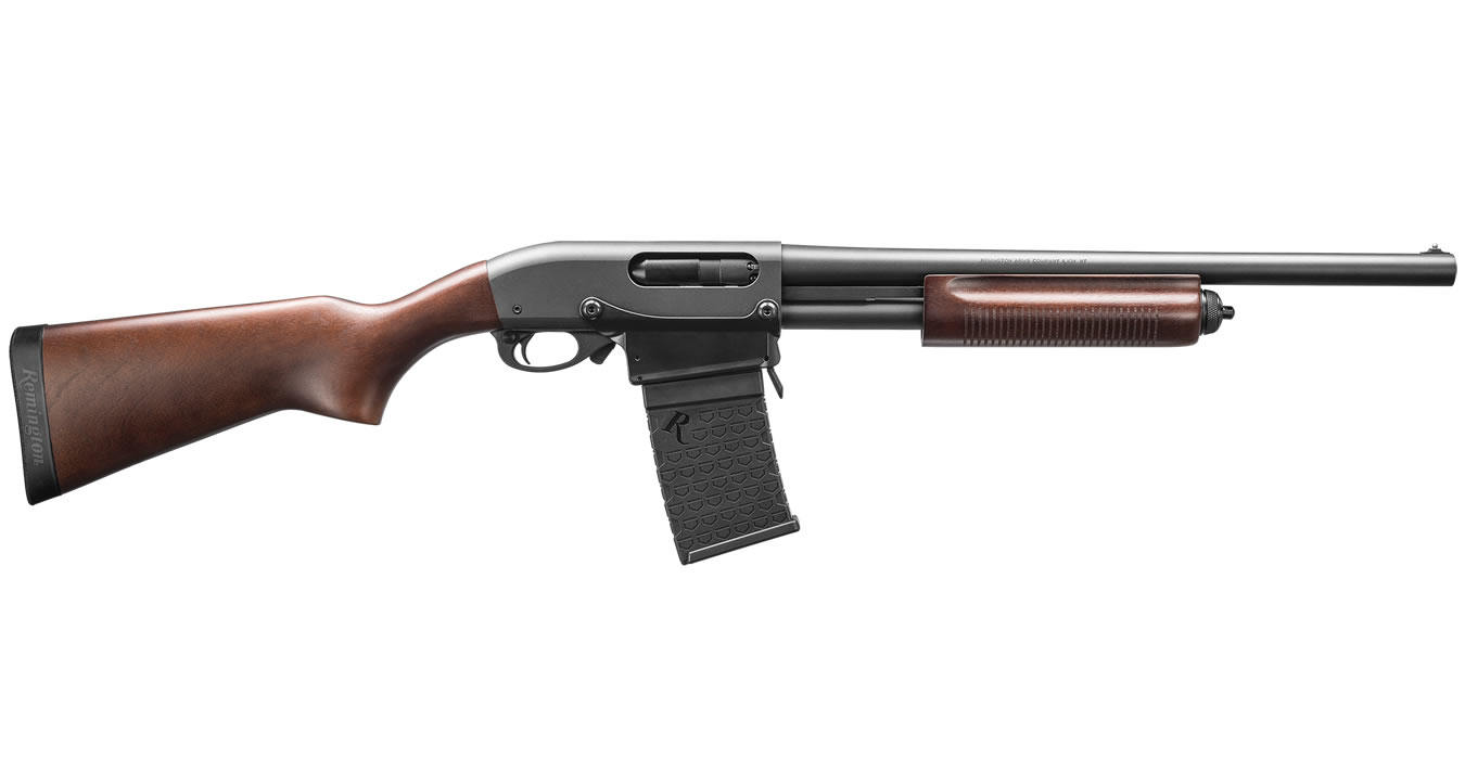 No. 2 Best Selling: REMINGTON 870 DM 12 GAUGE WITH HARDWOOD STOCK