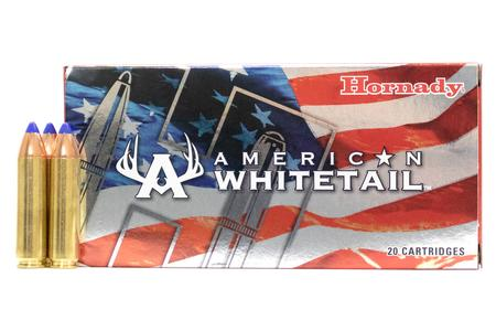 Hornady 450 Bushmaster 250 gr FTX American Whitetail 20/Box
