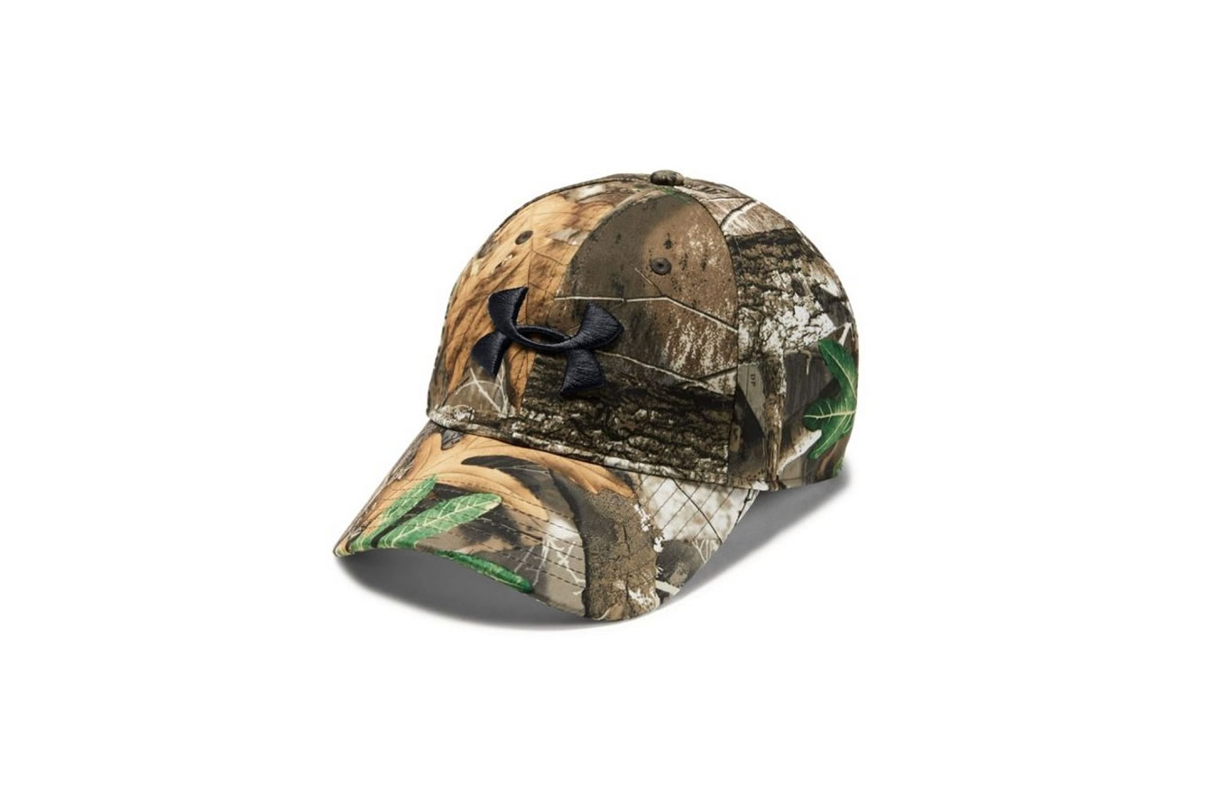 d773e6dd1f2 Under Armour Men s Camo Stretch Fit Cap