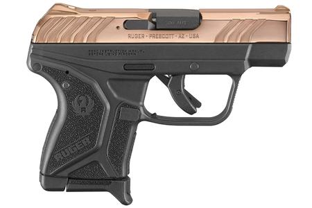 RUGER LCP II 380 ACP ROSE GOLD PVD SLIDE