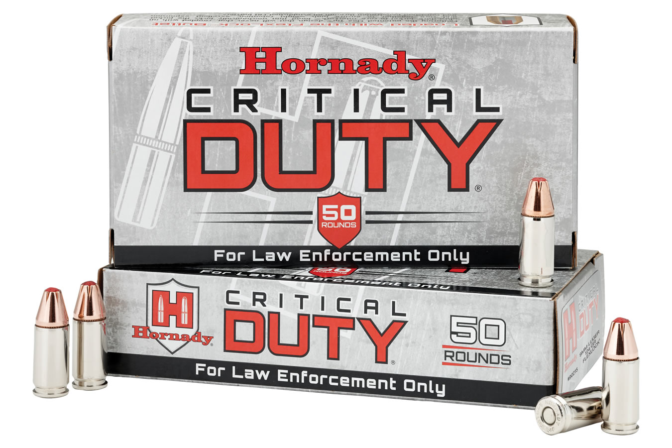 9MM 124 GR FLEXLOCK CRITICAL DUTY (LE)