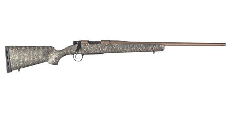 CHRISTENSEN ARMS MESA 6.5 CREEDMOOR BRONZE, GREEN/BLK/TAN STK