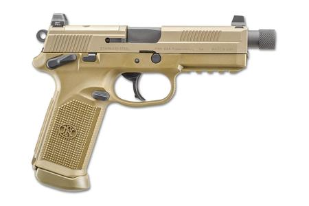 FNH FNX-45 TACTICAL .45ACP FLAT DARK EARTH