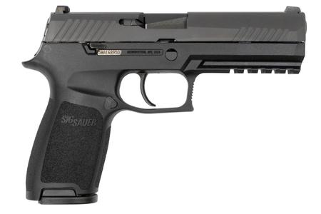 SIG SAUER P320 Full-Size 9mm Pistol with Night Sights and 3 Magazines (LE)