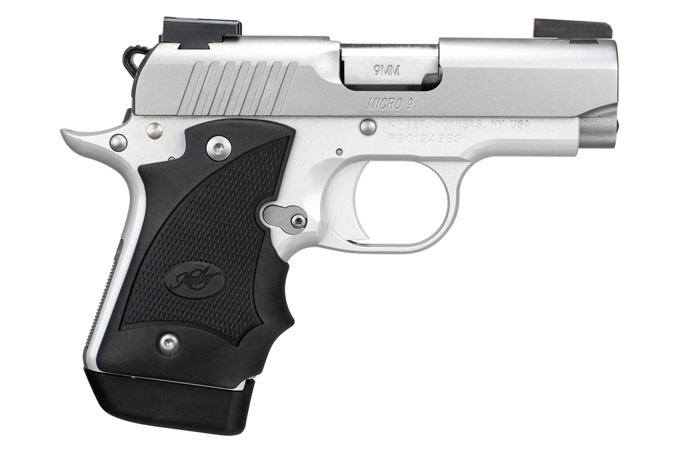 No. 13 Best Selling: KIMBER MICRO 9 STAINLESS (DN) 9MM