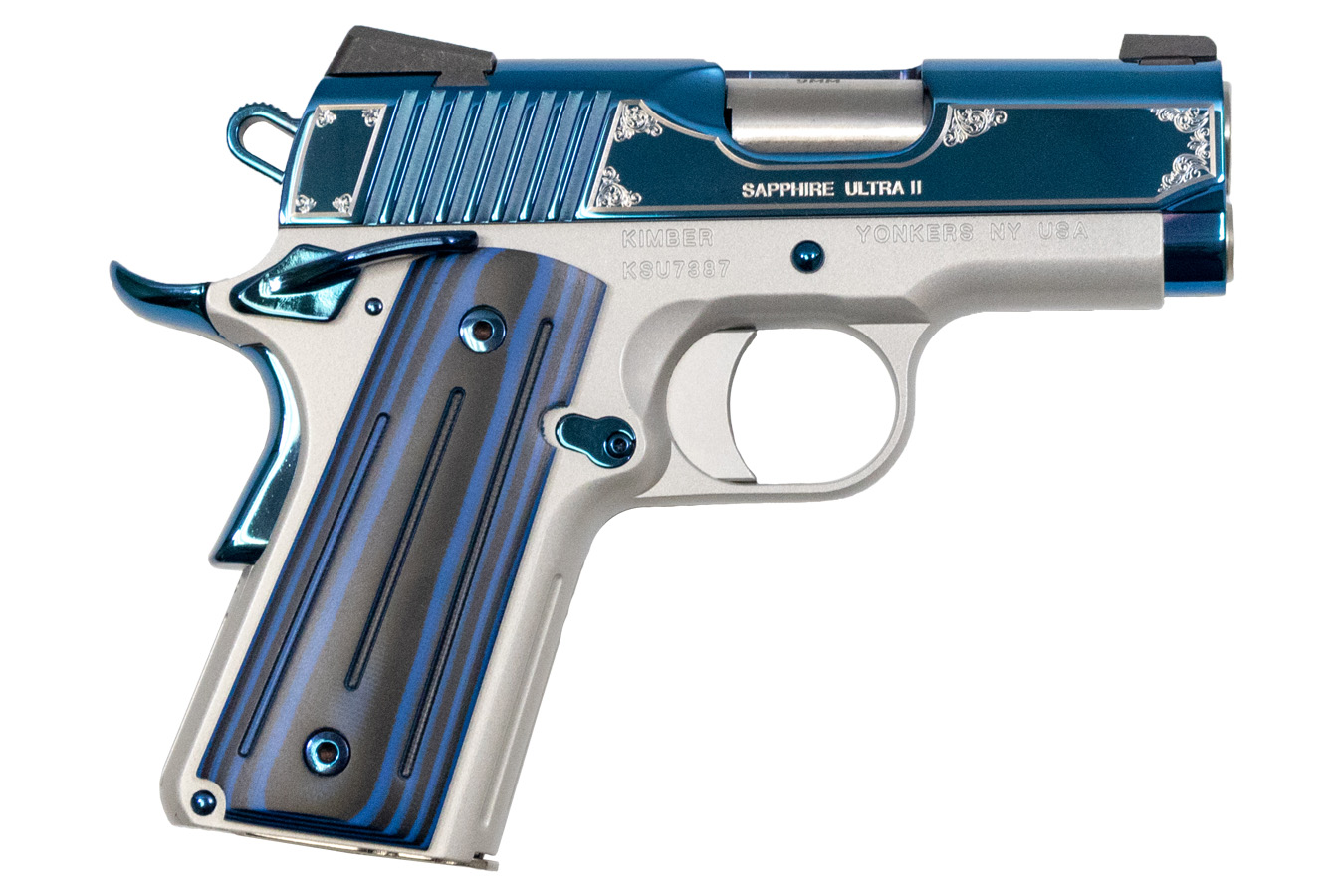 Sapphire Ultra II 9mm Pistol with Night Sights