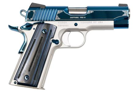 Kimber Sapphire Pro II 9mm Centerfire Pistol with Night Sights