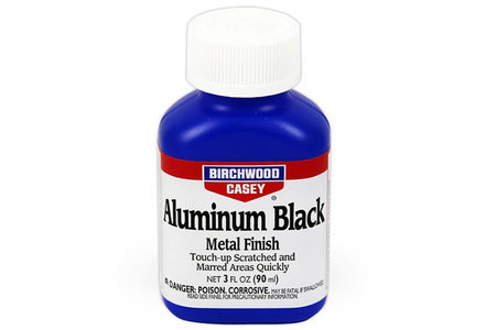 ALUMINUM BLACK TOUCH-UP 3 OUNCE