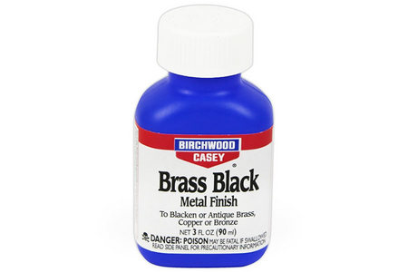 BB2 BRASS 3 OUNCE BLACK TOUCH-UP