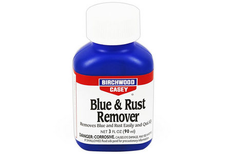 3 OUNCE BR1 BLUE AND RUST REMOVER