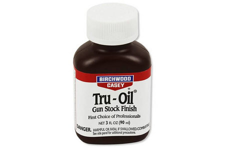3 OUNCE TO22 TRU-OIL STOCK FINISH