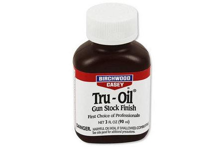 3 OUNCE TO22 TRU-OIL STOCK FINISH