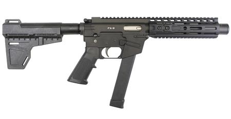 FX-9 9MM AR-STYLE PISTOL WITH PSB