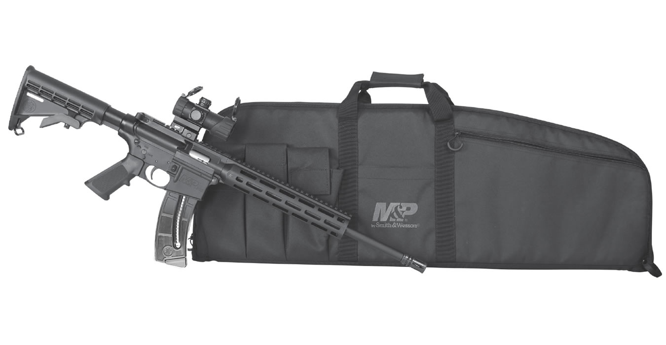 MP15-22 SPORT 22LR W/ RED DOT AND CASE