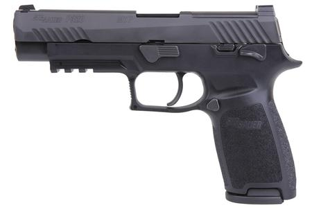 SIG SAUER P320 M17 BRAVO 9MM WITH MANUAL SAFETY