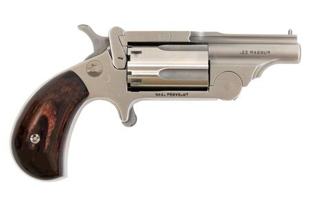 NORTH AMERICAN ARMS RANGER II 22 WMR MINI-REVOLVER