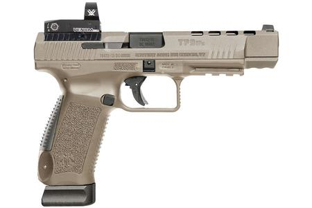 CENTURY ARMS CANIK TP9SFX FDE 9MM WITH VORTEX VENOM
