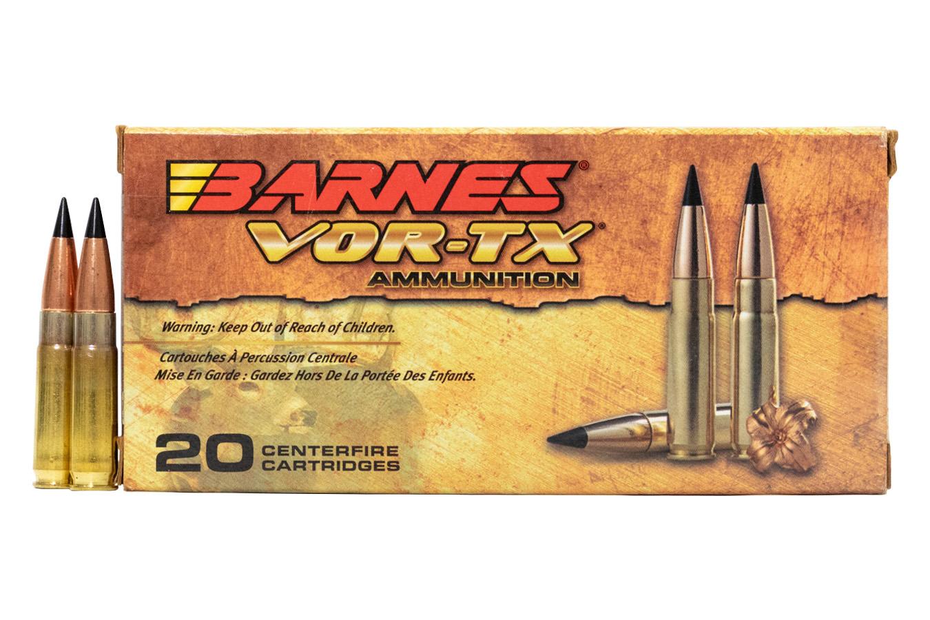 Barnes 300 AAC Blackout 110 gr VOR-TX Police Trade Ammo 20 ...