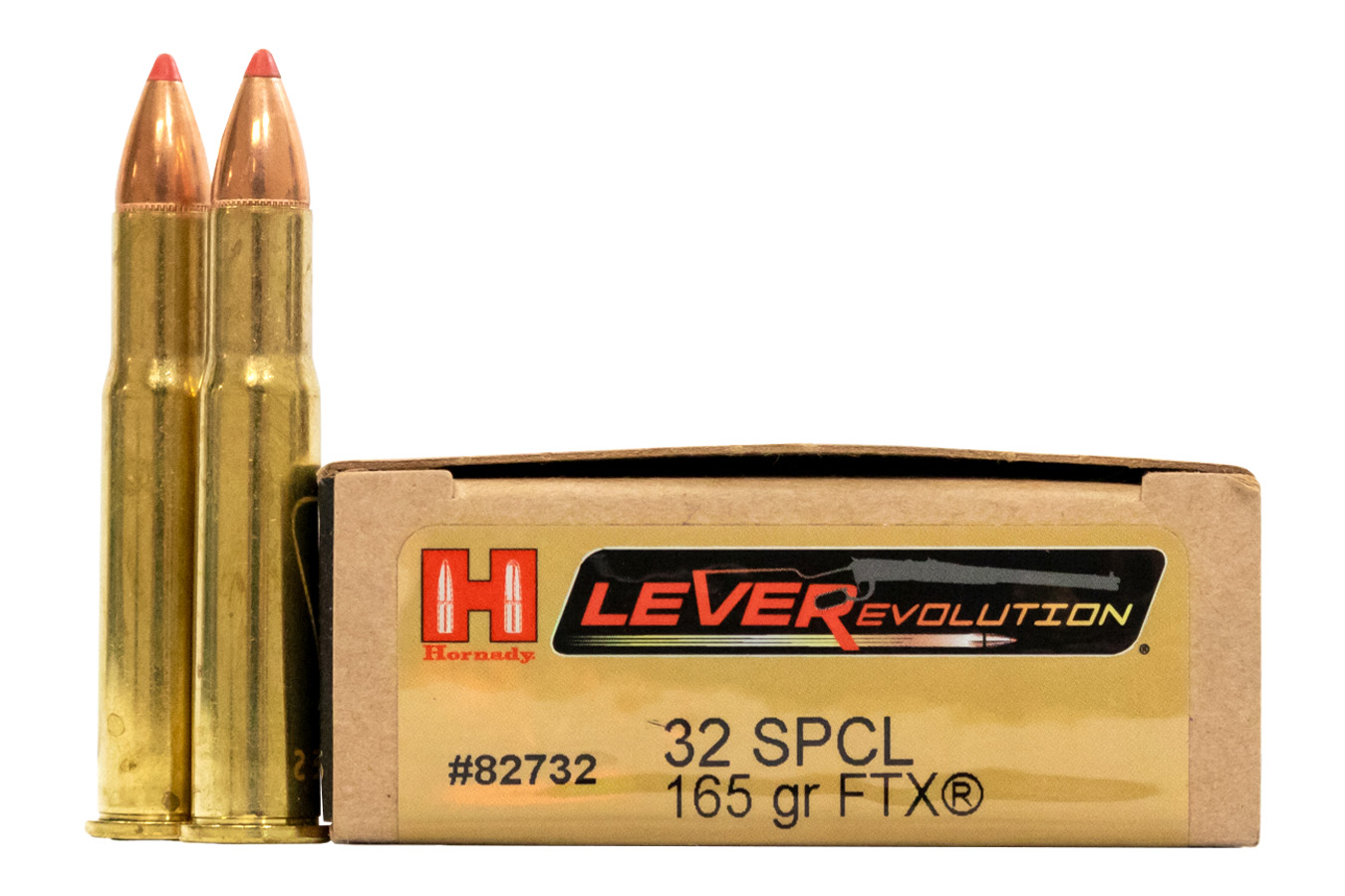 32 WIN SPECIAL 165 GR FTX LEVEREVOLUTION