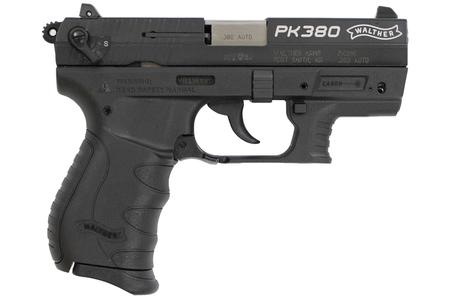 WALTHER PK380 380 ACP PISTOL W/ INTEGRATED LASER