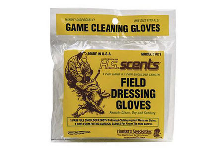 FIELD DRESSING GLOVES