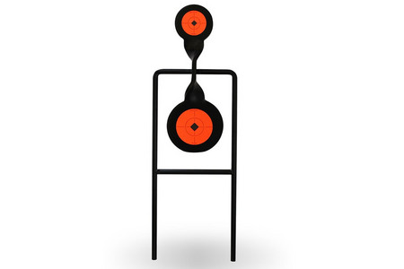 DOUBLE MAG .44 ACTION SPINNER TARGET
