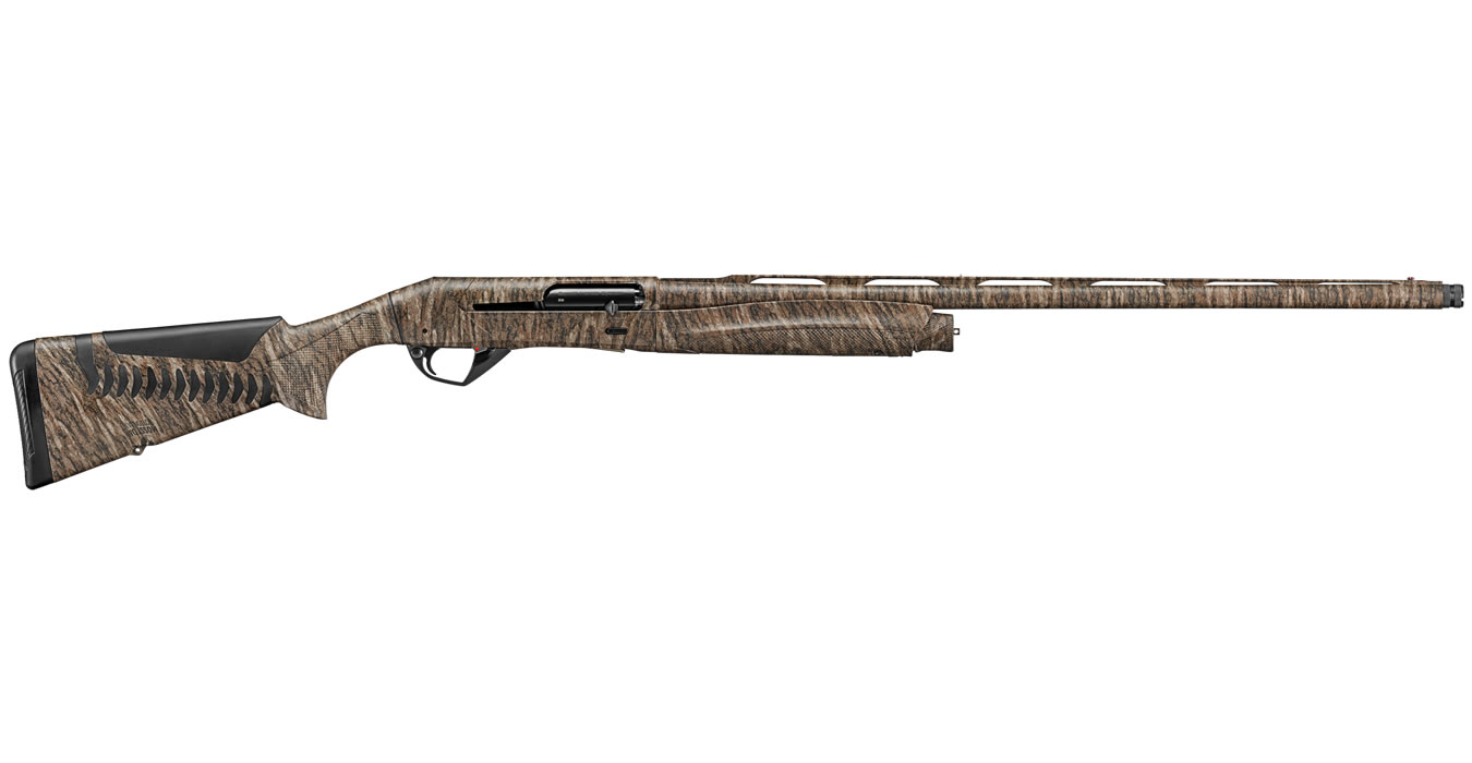 Benelli Super Black Eagle Iii 12 Gauge Shotgun With Mossy