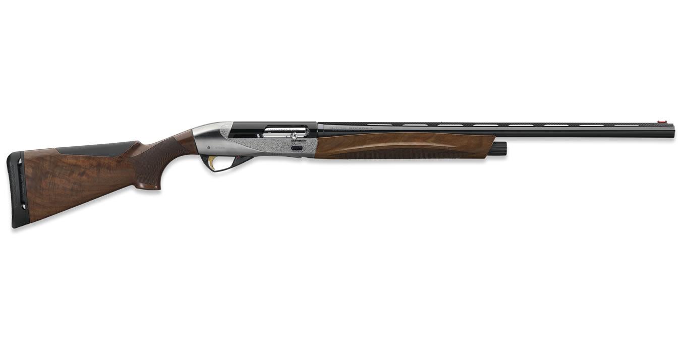Benelli Ethos 12 Ga Shotgun With Engraved Nickel Plated