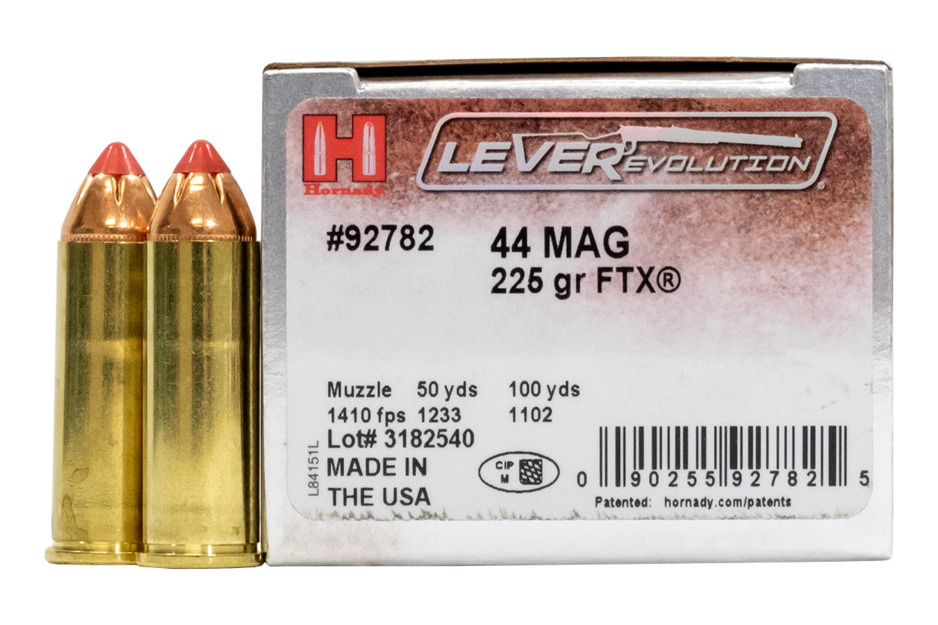 44 Mag 225 gr FTX LEVERevolution 20/Box