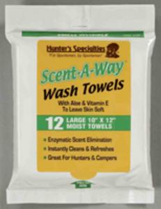SCENT-A-WAY TOWELS 01197