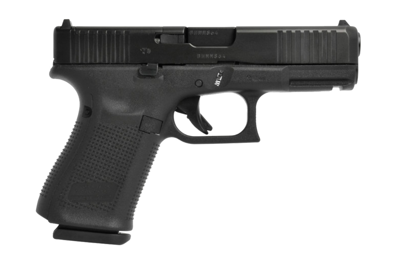 G19 GEN5 9MM FULLSZ MOS F-SERRATION (LE)
