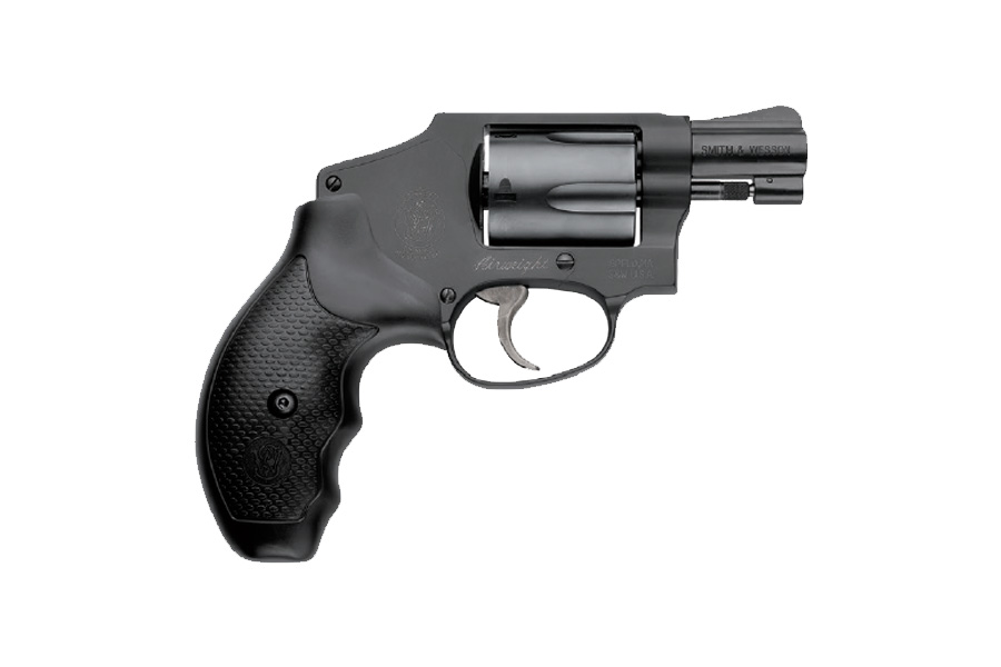 Smith & Wesson 442 38 Special J-Frame Revolver with Combat Grips ...