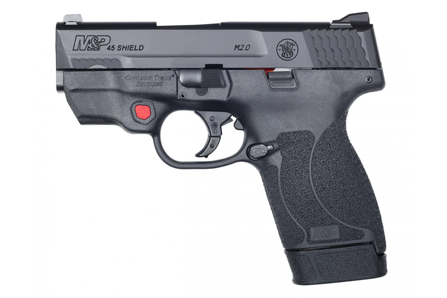 SMITH AND WESSON MP45 SHIELD M2.0 NTS INT RED LASER