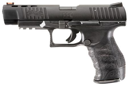 WALTHER PPQ 22 22LR WITH 5-INCH BARREL (LE)