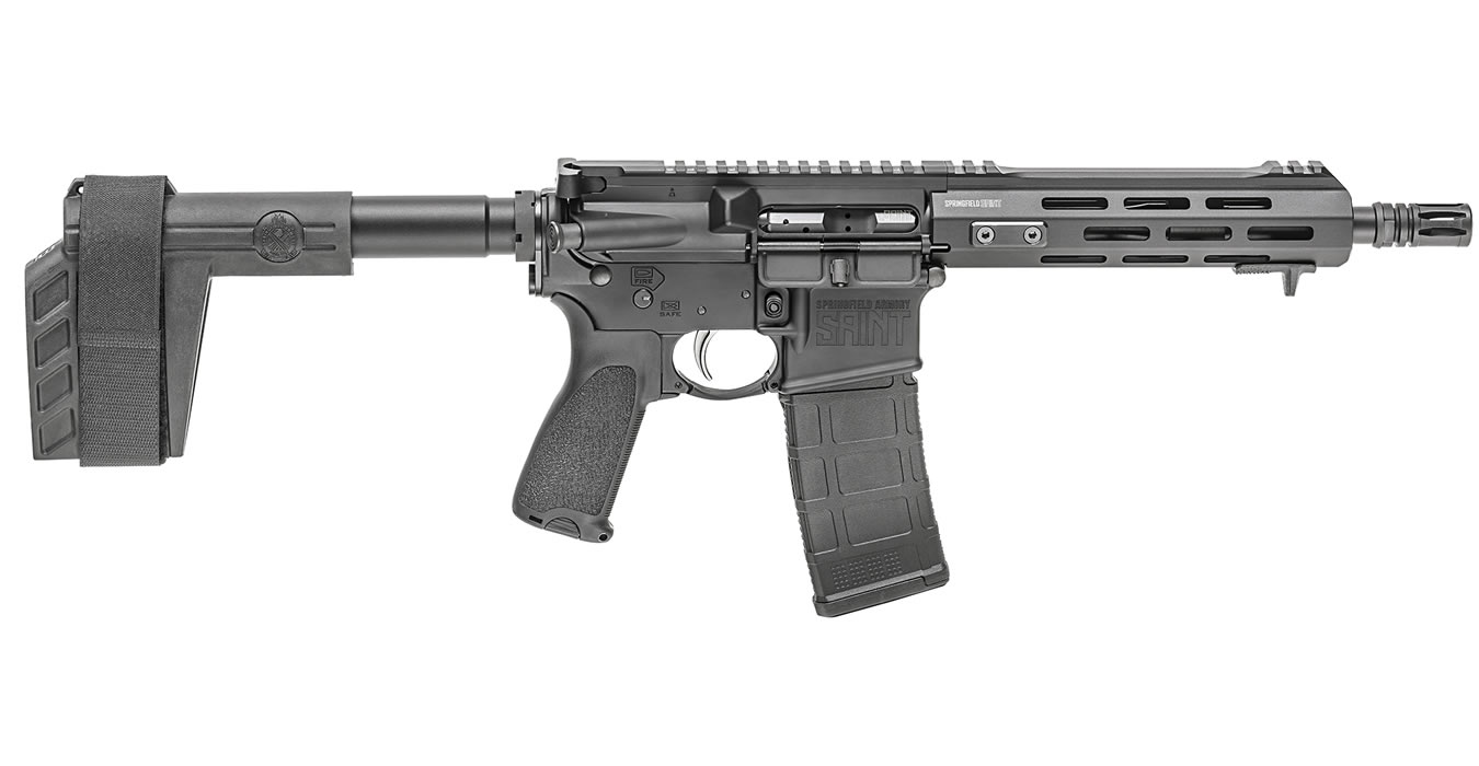 SAINT 300 BLACKOUT PISTOL (LE)
