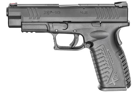 SPRINGFIELD XDM 10MM 4.5 FULL-SIZE BLACK PISTOL