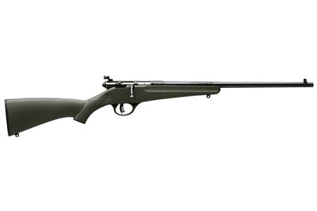 SAVAGE RASCAL YOUTH 22 LR GREEN