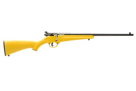 SAVAGE RASCAL YOUTH 22 LR YELLOW