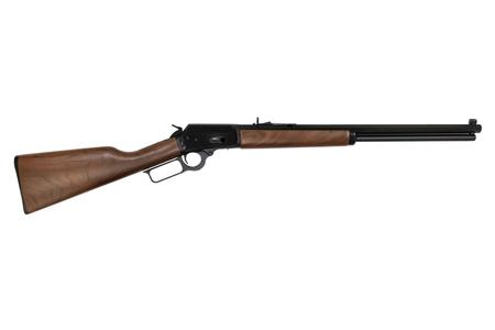MARLIN 1894CB 357 MAG / 38 SPECIAL LEVER ACTION RIFLE WITH WALNUT STOCK