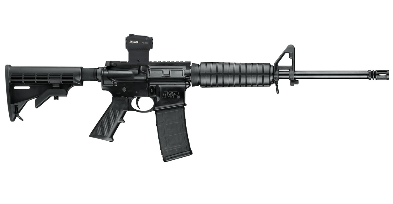 MP15 SPORT II 5.56 RIFLE WITH SIG ROMEO5