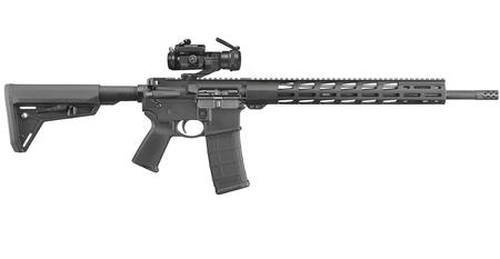 RUGER AR-556 MPR 5.56MM WITH VORTEX STRIKEFIRE